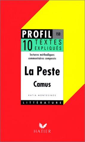 ''La Peste'' (1947), Camus