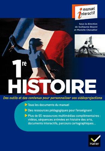 Histoire, 1re