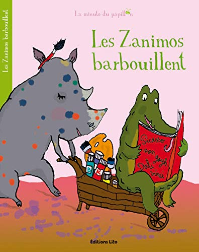 Les Zanimos barbouillent
