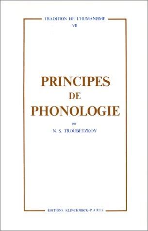 Principes de phonologie
