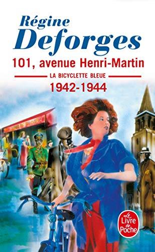 La bicyclette bleue : 101, avenue Henri-Martin