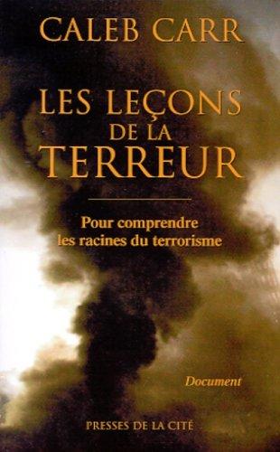Leçons de la terreur (Les)