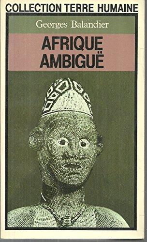 Afrique ambiguë