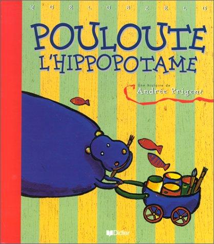 Pouloute, l'hippopotame