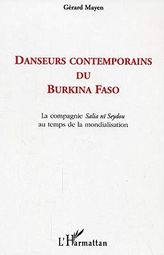 Danseurs contemporains du Burkina Faso