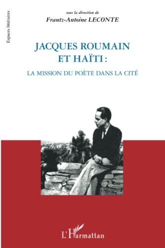 Jacques Roumain et Haïti
