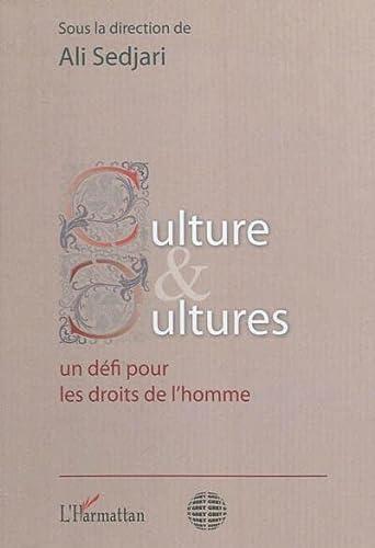 Culture et cultures