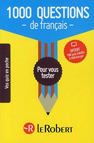 1.000 questions de français