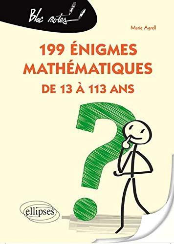 199 énigmes mathématiques