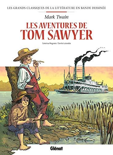 Aventures de Tom Sawyer en BD (Les)