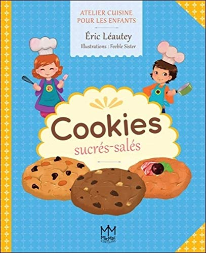 Cookies sucrés-salés