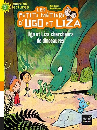 Ugo et Liza chercheurs de dinosaures