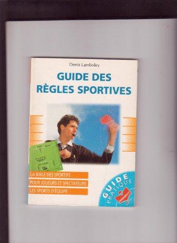 Guide des règles sportives
