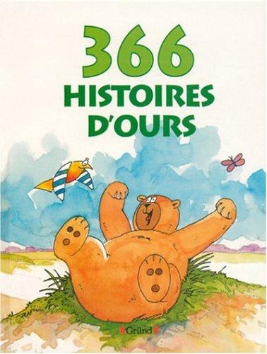 366 histoires d'ours