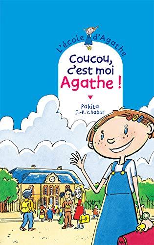 Coucou, c'est moi Agathe !