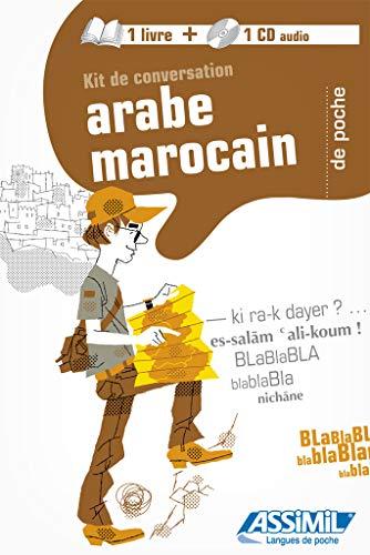 Kit de conversation arabe marocain