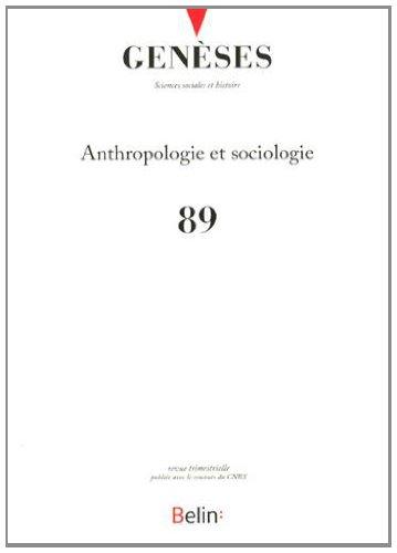 Antropologie et sociologie