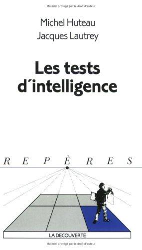 Tests d'intelligence (Les)