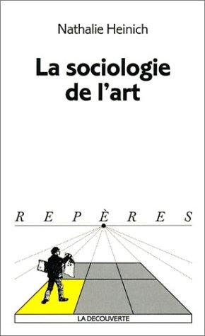 sociologie de l'art (La)