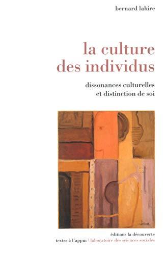 La culture des individus