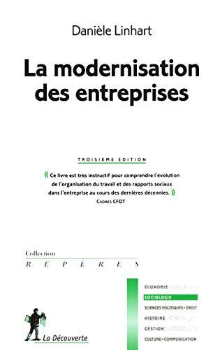 La modernisation des entreprises