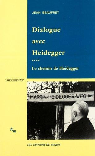 Chemin de Heidegger (Le)