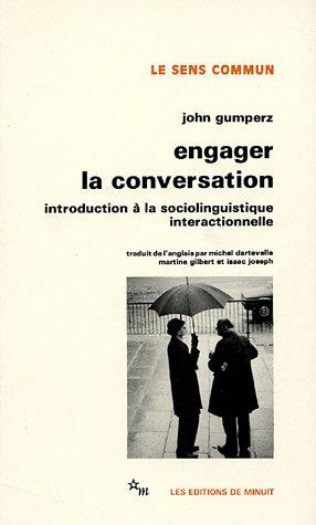 Engager la conversation