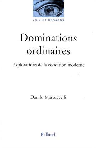Dominations ordinaires