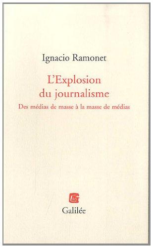 L'Explosion du journalisme