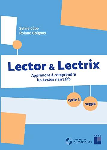 Lector & lectrix, cycle 3, Segpa