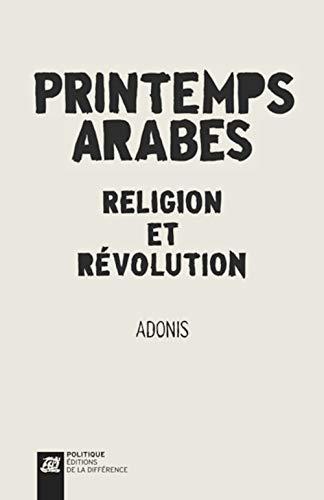 Printemps arabes