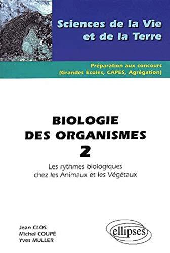 Biologie des organismes