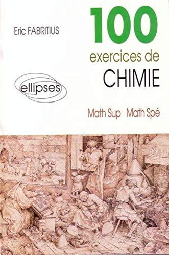 100 exercices de chimie