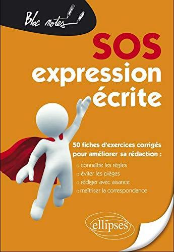 SOS expression écrite