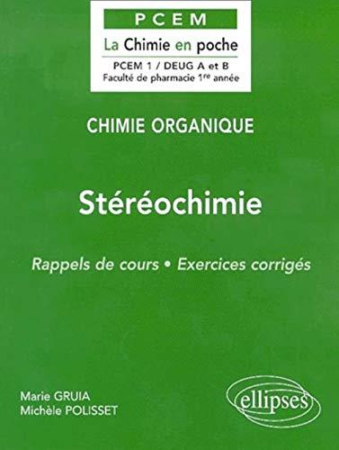 Stéréchimie