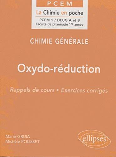 Oxydo-réduction