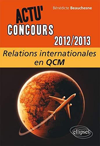 Relations internationales en QCM