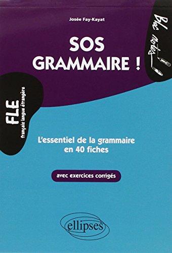 SOS grammaire
