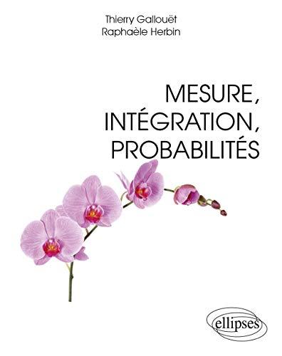 Mesure, intégration, probabilités
