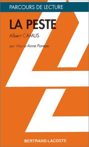 Peste, Albert Camus (La)