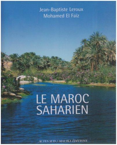 Maroc saharien (Le)