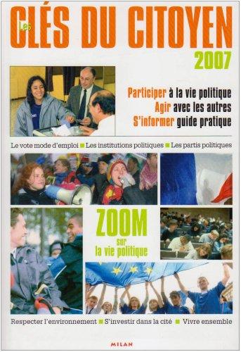 Clés du citoyen 2007 (Les)
