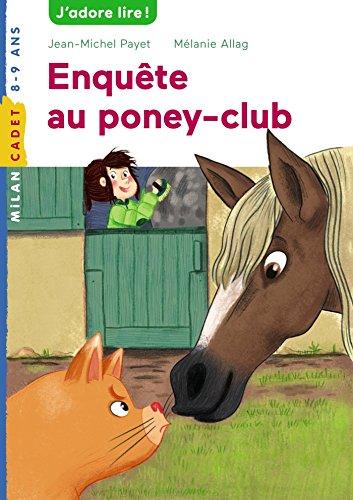 Enquête au poney-club