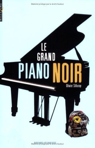 Le grand piano noir