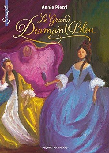 Le grand diamant bleu