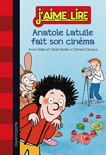 Anatole Latuile fait son cinéma