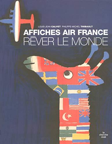 Affiches Air France