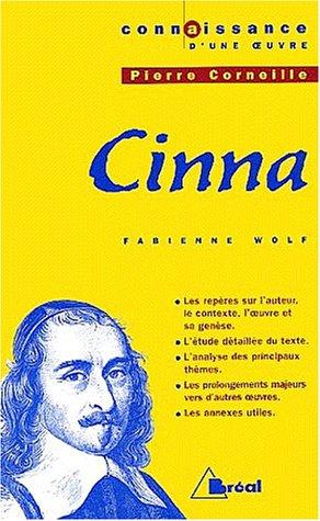 Cinna, Corneille