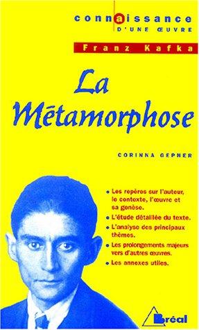métamorphose, Franz Kafka (La)