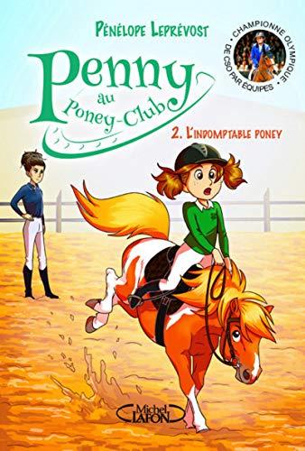 L'indomptable poney
